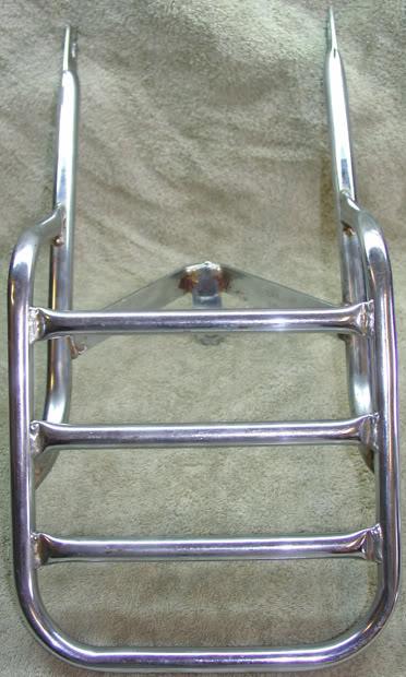 honda ct70 luggage rack