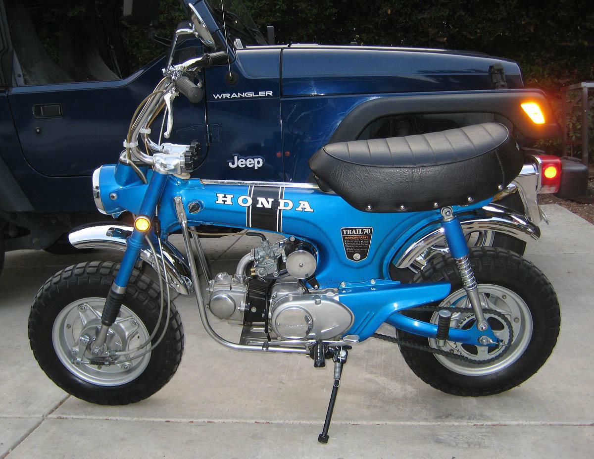 Ct70s Again 1970 Honda Ct70 Sapphire Blue Img 0081 2 1200